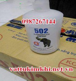 Keo dán 502 đảm bảo chất lượng