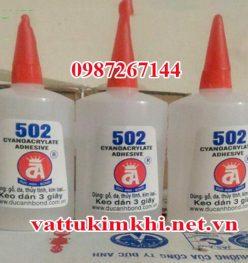 Keo dán 502 có hiệu quả cao