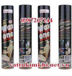 Chai xịt wax one chính hãng