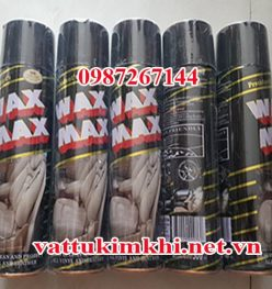 Bình xịt wax max giá rẻ