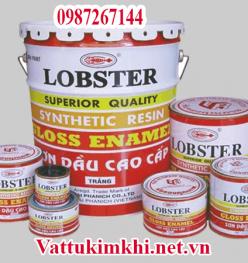 Sơn dầu lobster giá rẻ