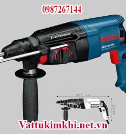 Máy khoan Bosch GBH 2-26 DRE giá rẻ Hà Nội